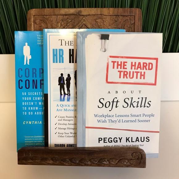 Boss Book Bundle 3 paperbacks